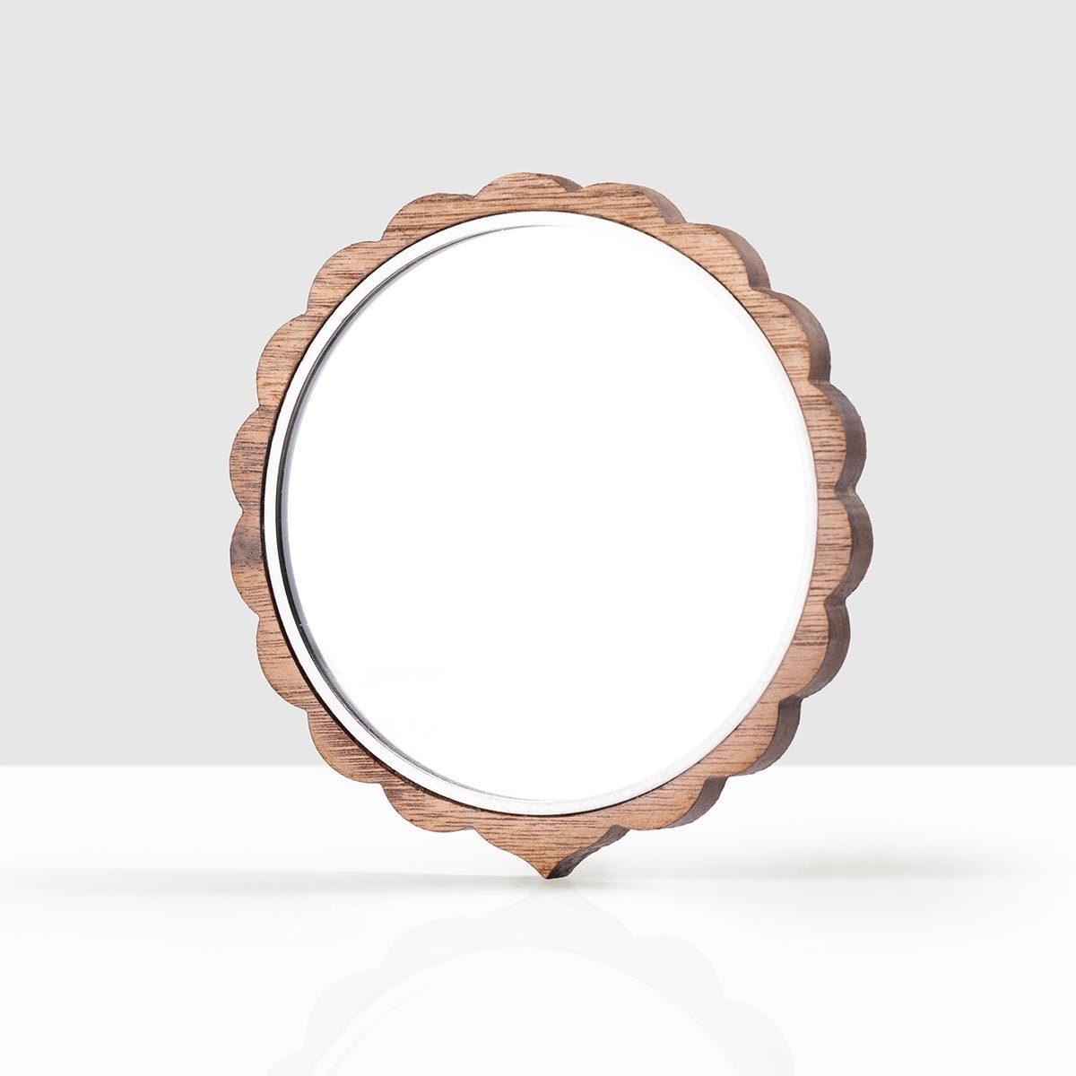 آینه نگار بدون دسته
