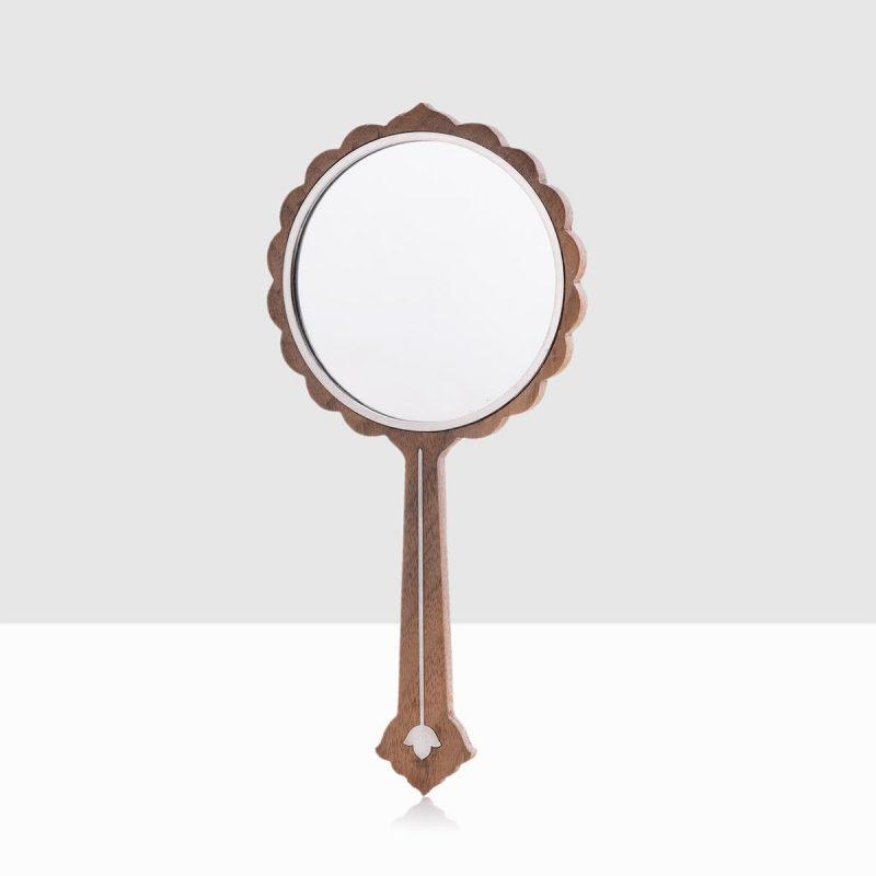 آینه نگار دسته دار
